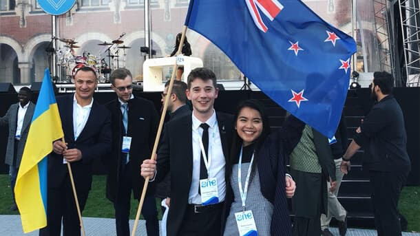 What our student representatives learnt at the One Young World Summit